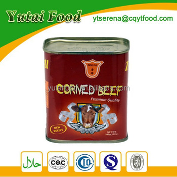 Canned Food Canned Beef Meat Halal Canned Corned Beef