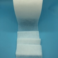 Baby Diaper raw materials,Perforated Hot Air hydrophilic Non woven