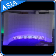 Inflatable Wall, Inflatable Wall Decoration, Exhibition Inflatable Air Wall