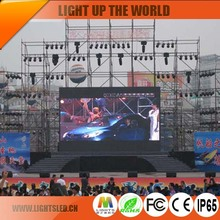 P10 10ft*12ft Stage Led Screen Display For Concert ,Software Download Led Outdoor Billboard Display