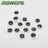 15mm wholesale craft plastic animal eyes