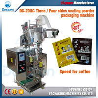 Filling Machine Pneumatic Driven Type INSTANT COFFEE POWDER STICK PACK MACHINE
