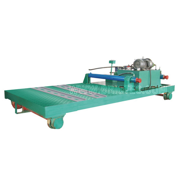 Hydraulic fly ash brick making machine in china