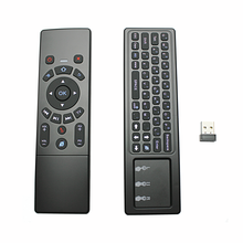 Remote Control T6 Air mouse with Mini Wireless Keyboard & Touchpad for SmartTV Android TV Box