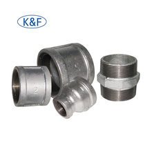 ductile iron adapter rigid flexible coupling flanges pipe fittings