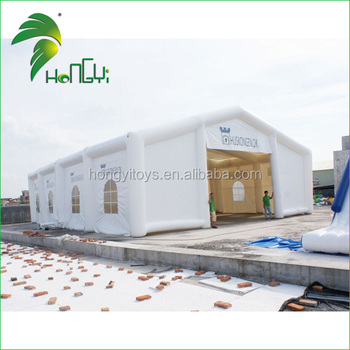 Guangzhou Inflatable  Air Tent Inflatable Arch Tent Inflatables Tent For Advertising