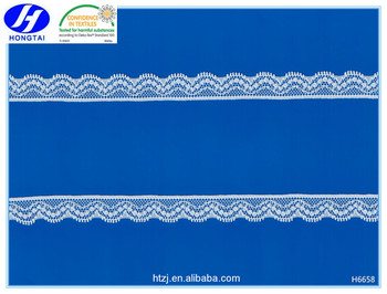 High quality lace material for sale from changle hongtai