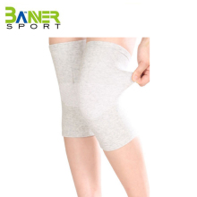 High Quality bamboo cotton knee sleeve/knee pads for work/acl knee brace