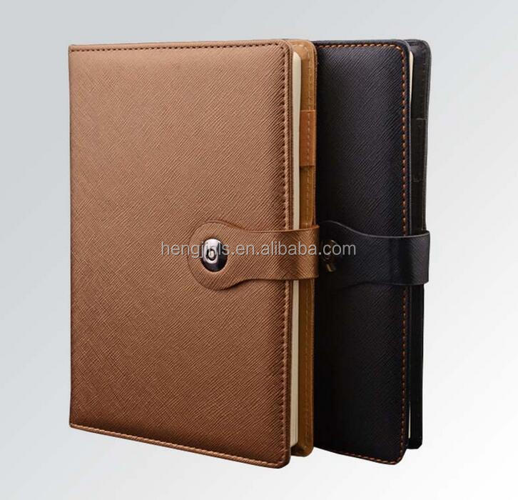 Hot 2014 spiral notebook paper A5 A6 A7 Leather diary ,notebook