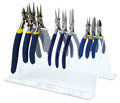 Plexiglass Display Rack for Jewelry Plier Acrylic Plier Holder Acrylic Plier Rack