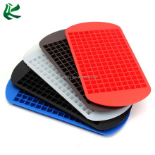 Food Grade Silicone 160 Grids Small Ice Maker Tiny Ice Cube Tray for Kitchen Bar Party