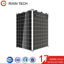 300W Perc Mono 60 cells Photovoltaic double galss PV Module solar cell panel