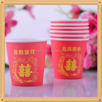 2014 Wholesale Paper Coffee cups Custom Printed Paper Cups