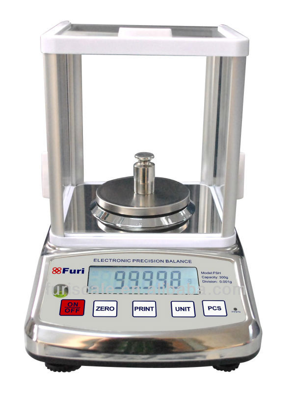 Furi FSH double pan balance scale with reliable performance and strong function