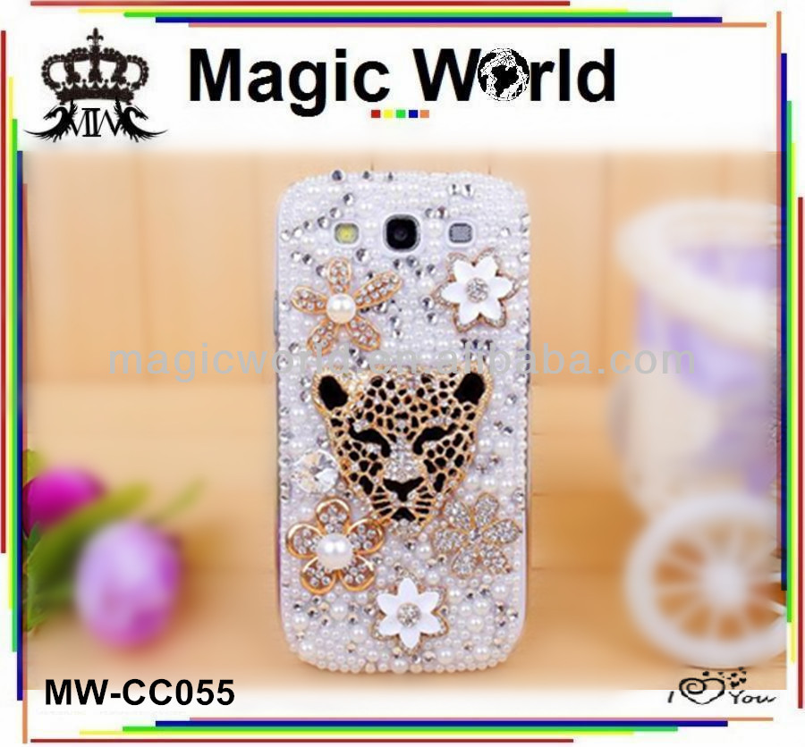 for iphone 5 case protective animal leopard cell phone case