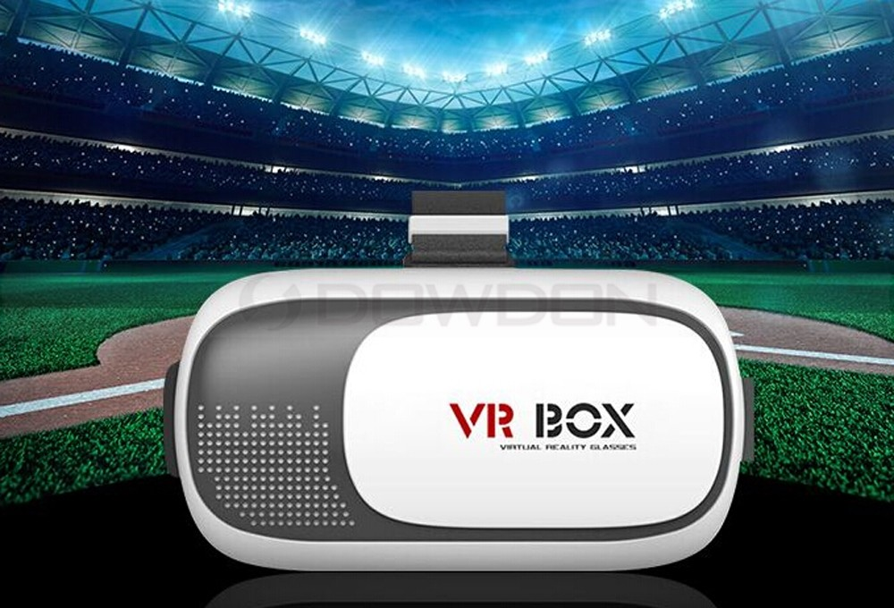 Bluetooth Controller Google Cardboard Version 2 VR Box 2 II Virtual Reality 3D Glasses
