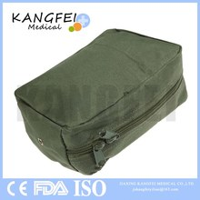 2017 New Arrival KF222 Tactical Outdoor Military Medical First Aid Pouch Bag army green first aid bag