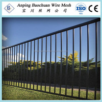 Outdoor Aluminum Railing,Aluminum Garden ,Pool, Residential,Decorative, Road ,Metal ,Welding , Powder Coating, Picket, Fence