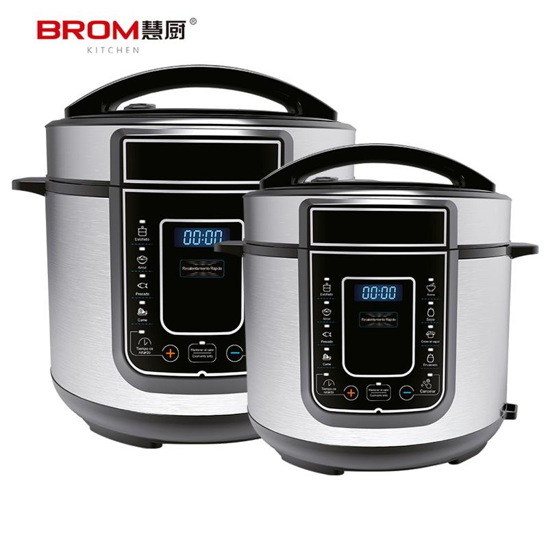 Hot Sale multi robot to cook mini rice cooker & pressure cooler, CE CB approval