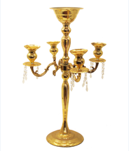 ZT49270 tall wedding candelabra centerpiece and tall candle holders for weddings