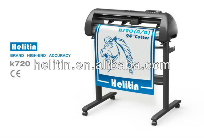 "Helitin 24"" flexi 10 Software Cutting Edge Plotter"