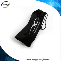 Custom printed microfiber pouch for mobile phone
