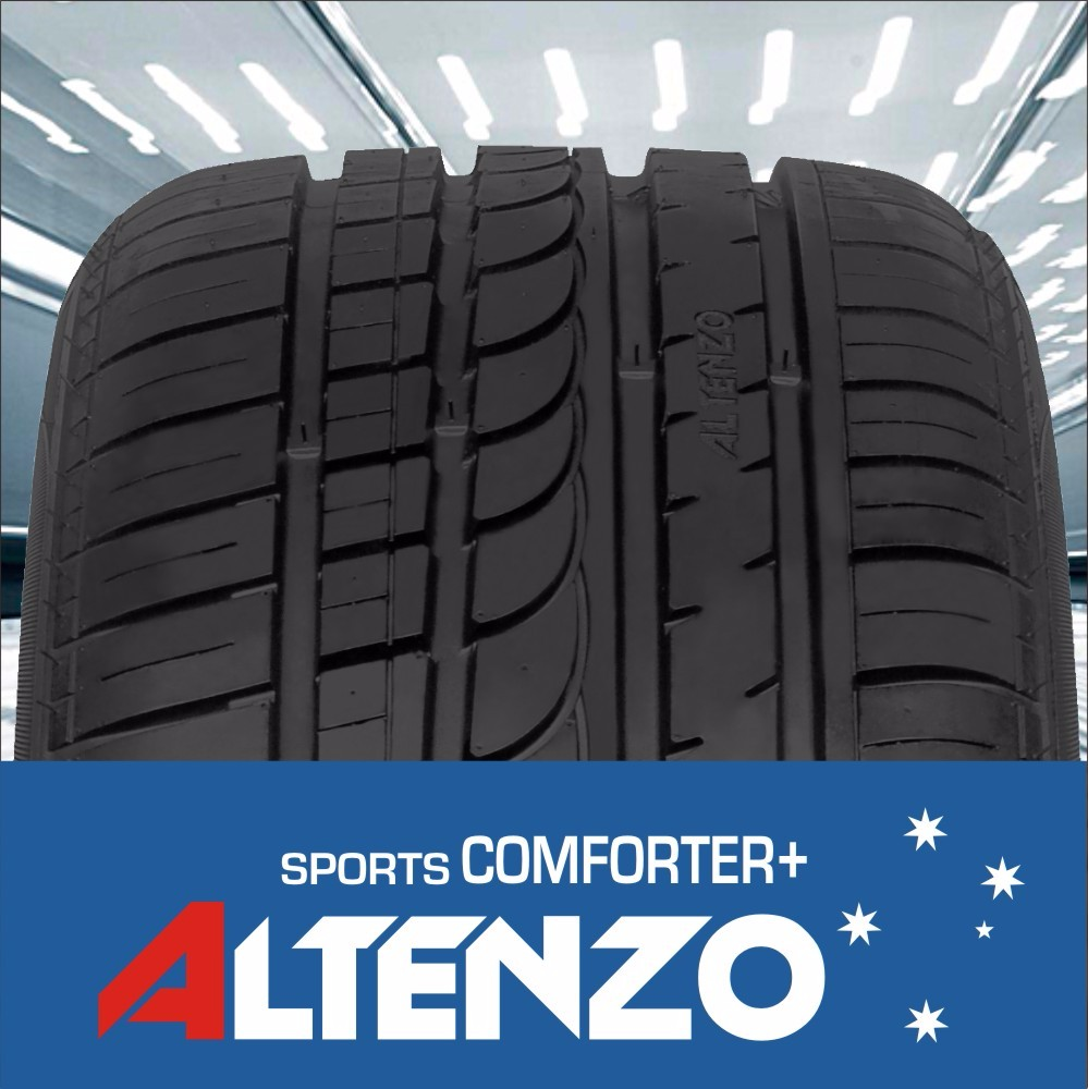Altenzo brand tires car from PDW group, sports comforter 195 50R15 82V