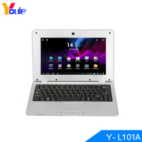 laptop factory china OEM notebook computer 10.1inch computers / laptops suppliers low price