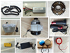 Hebei superior electric tricycle parts