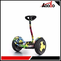 Moped 200mm Kick Electric Scooter 10""