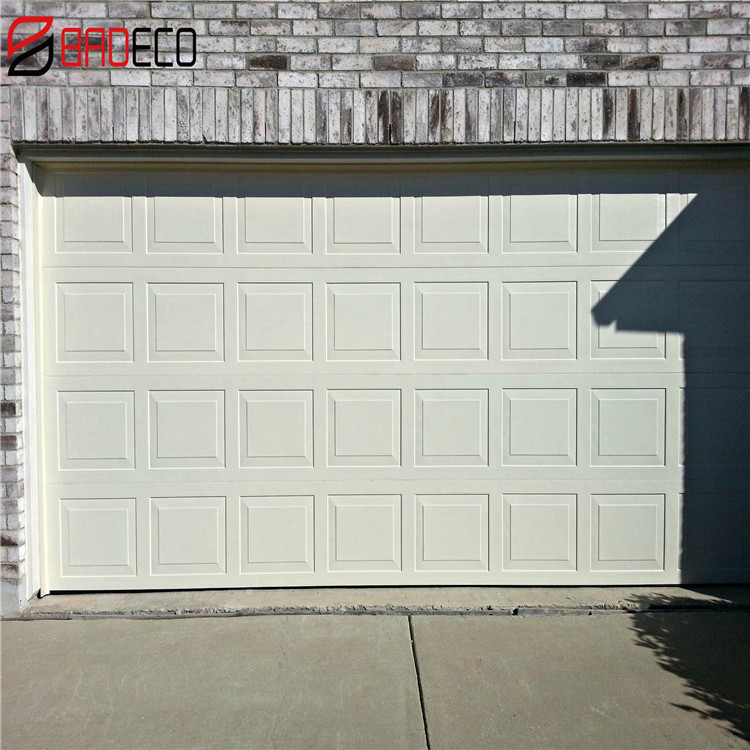 finished insulated automatic sectional garage <strong>door</strong> for wholesale