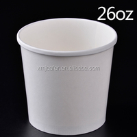 Instant Noodle Use and Bowl Type 26oz instant paper soup cup