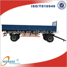 W7C-8 Agricultural Trailer 8T Tipping Trailer