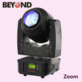 zoom function strong beam moving head led 60watt rgbw 4in1 stage lighting beam