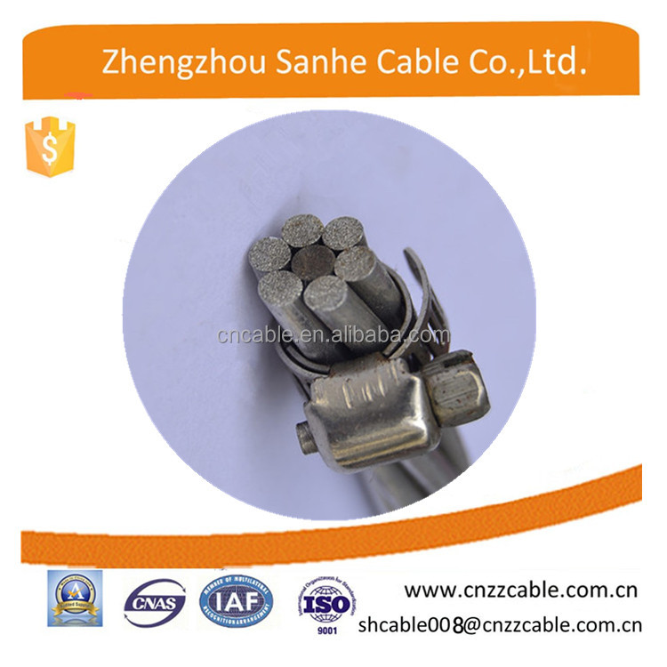 Aluminum-steel Class A conductor #2/0AWG Quail ACSR Cable