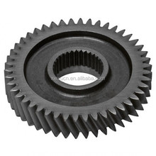 High quality carbon steel transmission gear for pickup truck , auto spare parts TS16949 certification