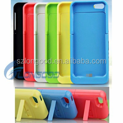 hottest!!2200mah Lithium backup polymer battery case for Iphone5, match 100%,with good quality battery cell