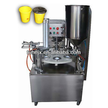 China products new style practical cup filling machine for yogurt