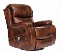 New Single Modern leather recliner sofa <strong>furniture</strong> arm chair