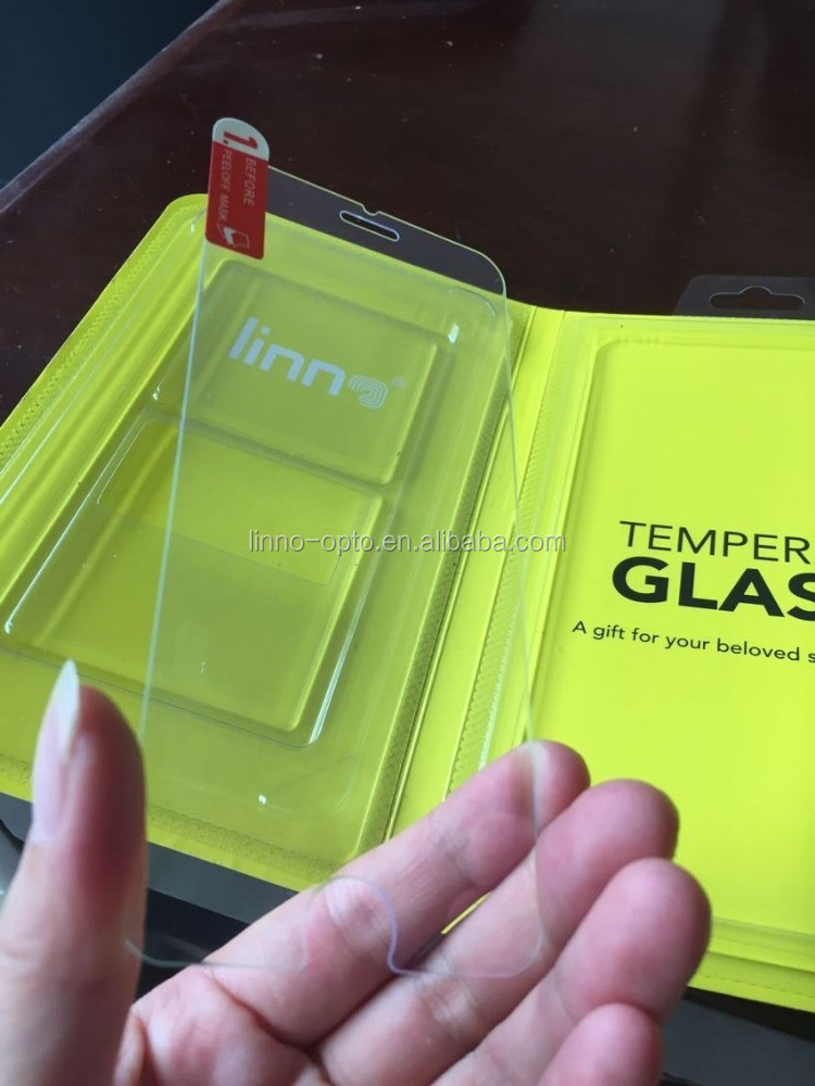 Anti-glare Anti Reflective touch tempered glass screen protective film for iphone 6 screen protector