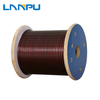 UL Certificate 0.2-8.0mm Varnish Insulated Wire Enamelled Aluminium Wires for Transformer or Motor Winding