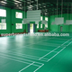 Outdoor/ Indoor Acrylic Floor Paint Badminton Court Flooring Material
