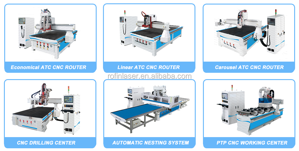 Philicam 1325 cnc router with atc