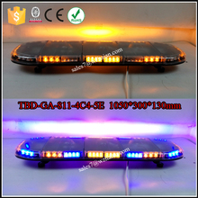 Ambulance Vehicle Warning Light Bars/Amber Tow Truck LED Strobe Warning Light Bars/Blue Police Lightbar TBD-GA-811-4C4-5E
