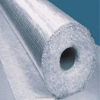 Polyester glass fiber composite mat