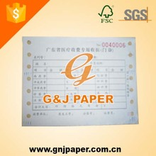Full Colors Multi-ply NCR Paper Printing Express Bill