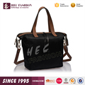 HEC Small OEM Order Wenzhou Manufacturers Supply Women Shoulder Handbag