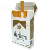 OEM paper cigarette packs cardboard