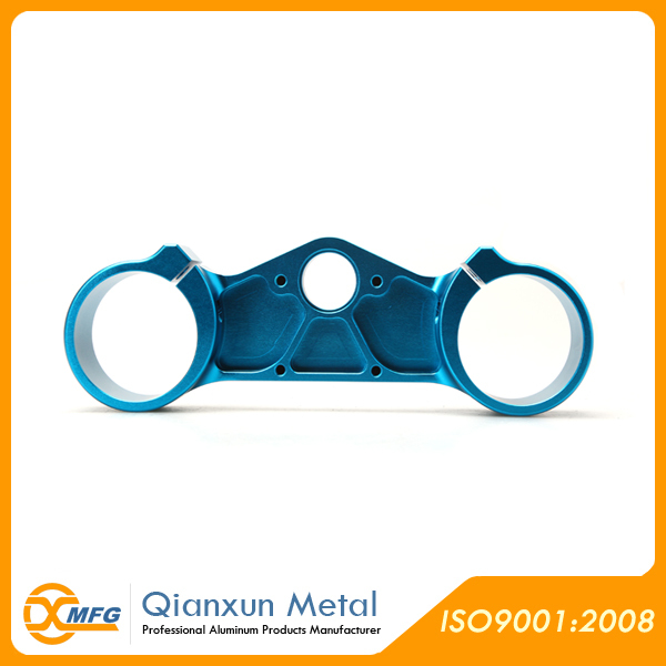 Aluminum spare parts for machine and equipment with CNC machining