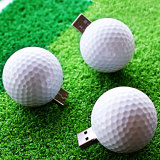 Special Shape Golf USB Flash Driver cheap wholesale price